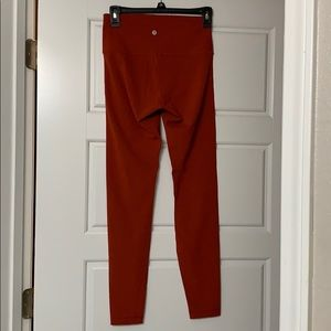 Lululemon Wunder Under High-Rise Full-On Luxtreme